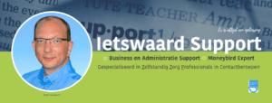Logo Ietswaard Support