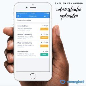 MoneyBird app