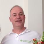 docent van de cursus stoelmassage is Martin Velthuizen